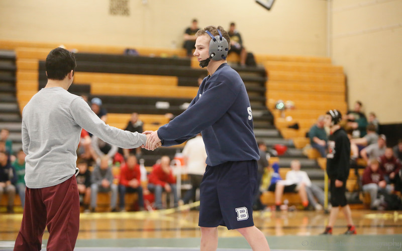 2015-02-14 Wrestling at 4A District 2 Championships - Miscellaneous