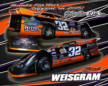 Pat Weisgram Sponsors
