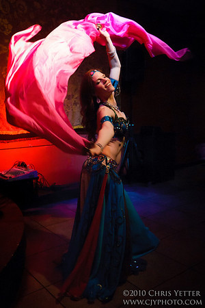 Belly Dance Off! - 2010 - December - Final