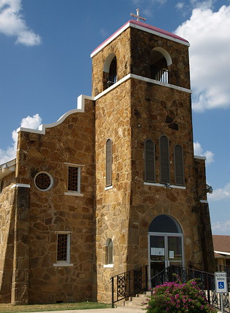 Immaculate Conception-Asherton Texas