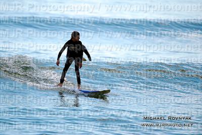 Surfing, Gilgo Beach, NY,  09.30.12