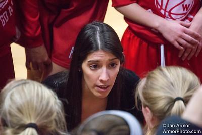 Jane at  State Championship Game