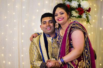 Avisha & Ashneel Engagement