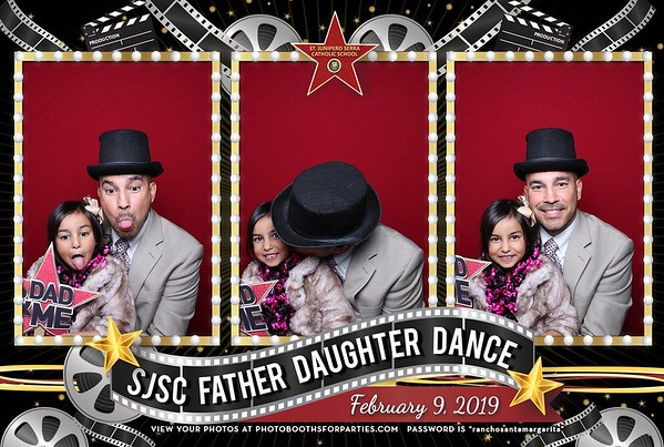 SJSC Father Daughter - Right Booth