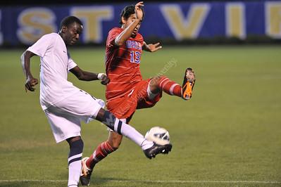 28514 WVU Men's Soccer American September 2012