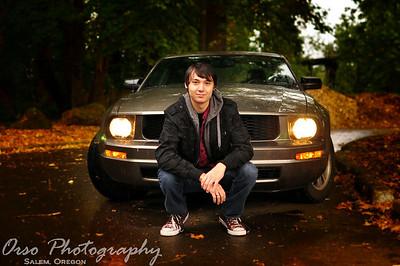 2011 Justin Bibler Senior Photos