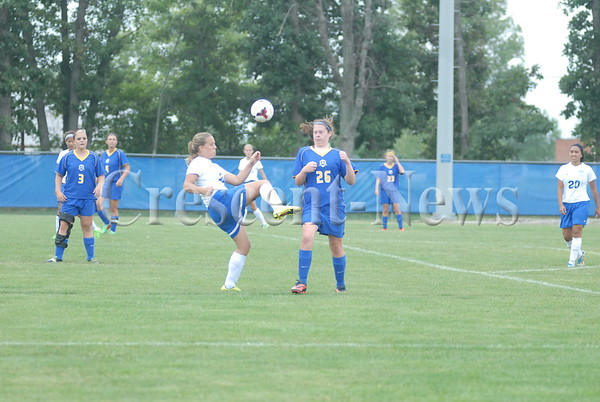 09-06-14 Sports Continental @ Defiance Girls Soccer