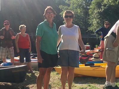 Kayaking the Edisto River