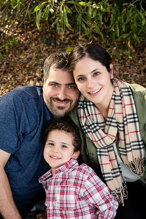 Contreras Mulcahy Family 2018