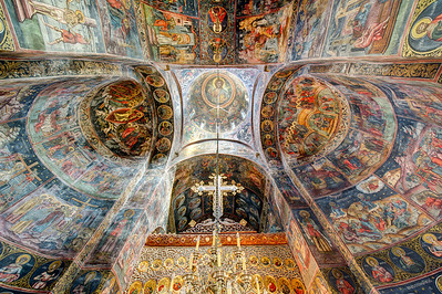 Churches of Romania