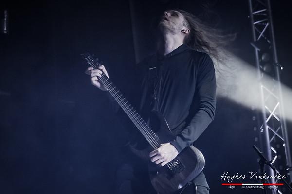 Humanity's Last Breath (SWE) @ Heart Sound Metal Fest - Sucy-en-Brie - Paris - France/Francia
