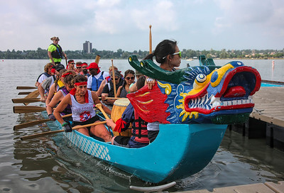 Colorado Dragon Boat Festival 2018 - Mike Flynn