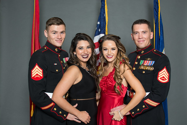 2018 Navy/Marine USF ROTC Ball