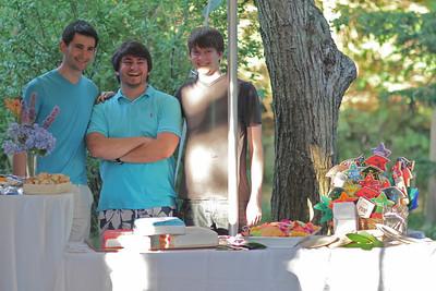 Graduation Party 2012