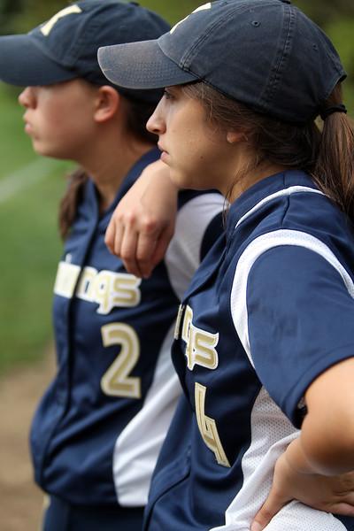 Varsity Softball Spring 2016