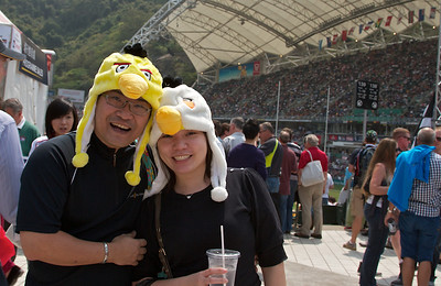 Hong Kong Rugby Sevens 2012