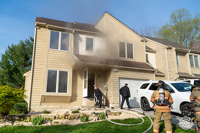 Valley Twp. - Winged Foot Dr - House Fire