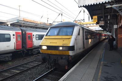 UK Rail November 2018