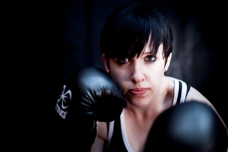 Hayley Boxing