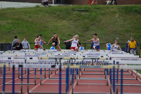 2019-5-7 WHS Spring Track vs Pinkerton and Timberlane