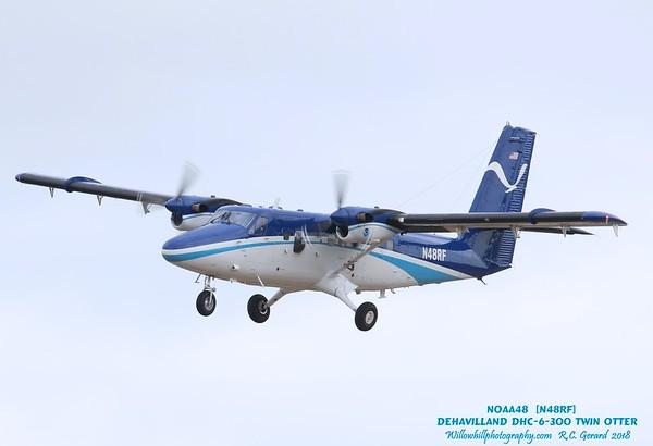 NOAA Aircraft