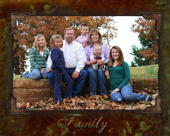 Sweetin Family