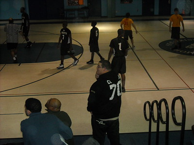 CYO Basketball Black vs. St. Mary Magdalen Black