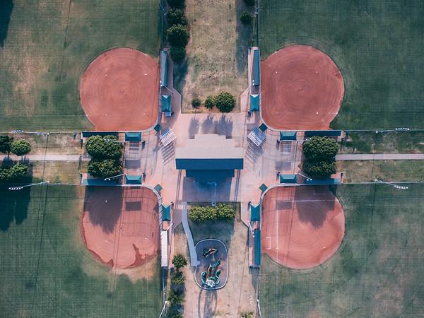 Denton Aerial Images