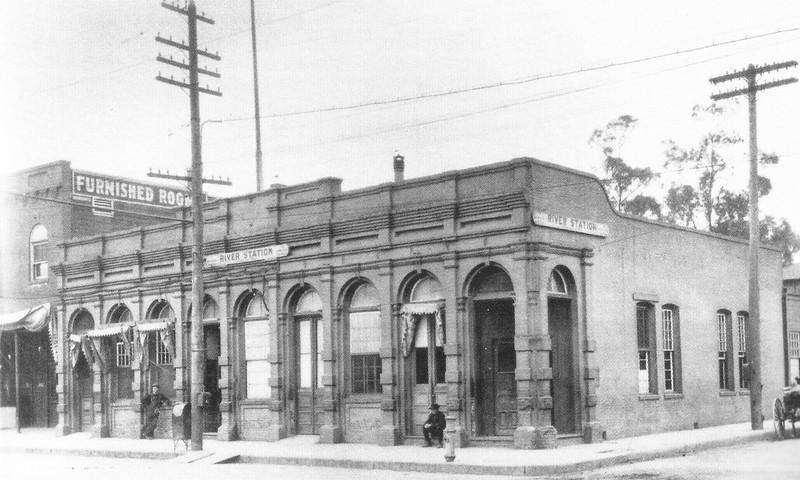1902, River Station