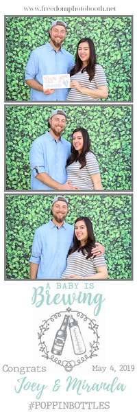 Joey & Miranda's  Baby Shower 5.4.19