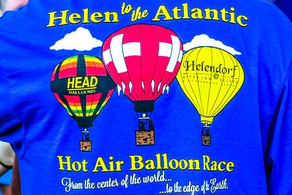 Helen Balloon Race Launch - 5-30-19