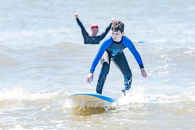 Yaakov Surfing Long Beach 6-13-20