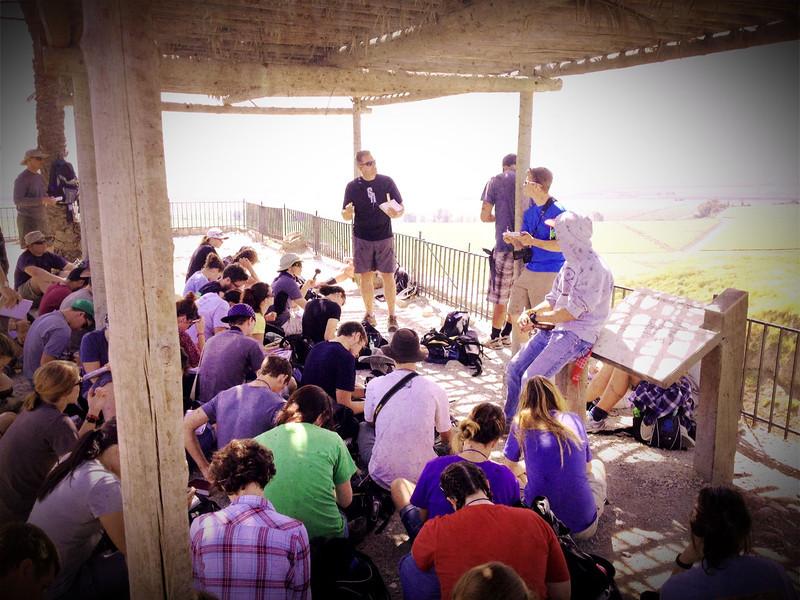 Tel Megiddo (Armageddon)