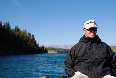 Fishing - Ghost Lake
