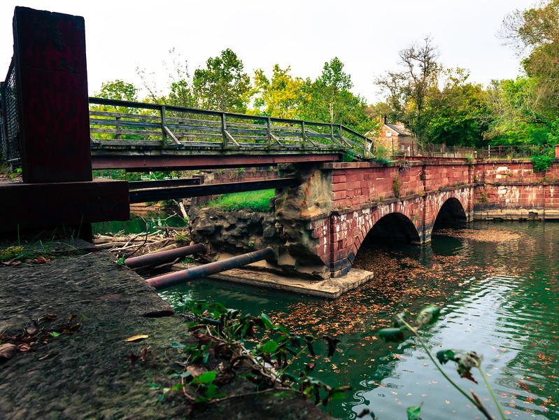Rileys Lock Aqueduct