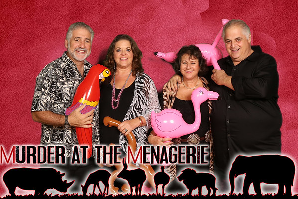 Murder at the Menagerie