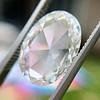 2.32ct Flat Oval Shape Diamond GIA J SI1 3