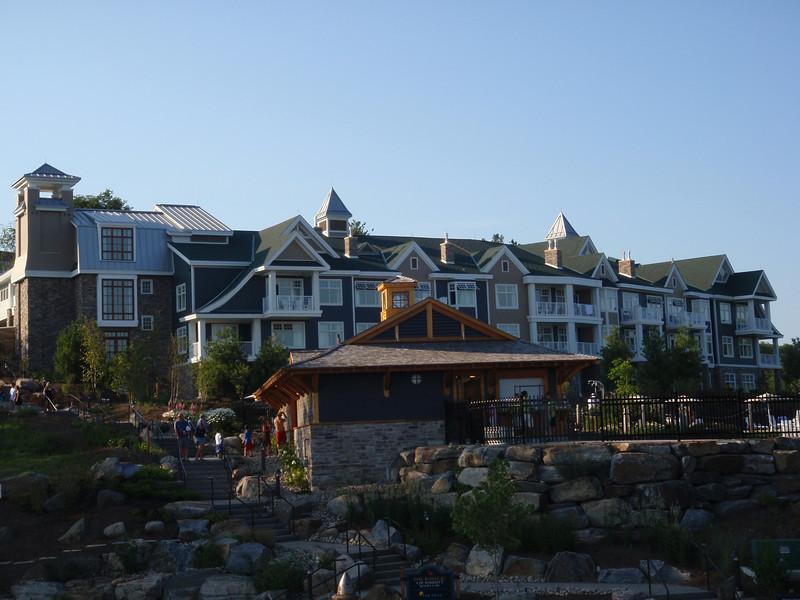The Rosseau Resort & Spa