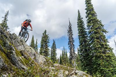 Revelstoke Mountain Biking (Aug. '19)