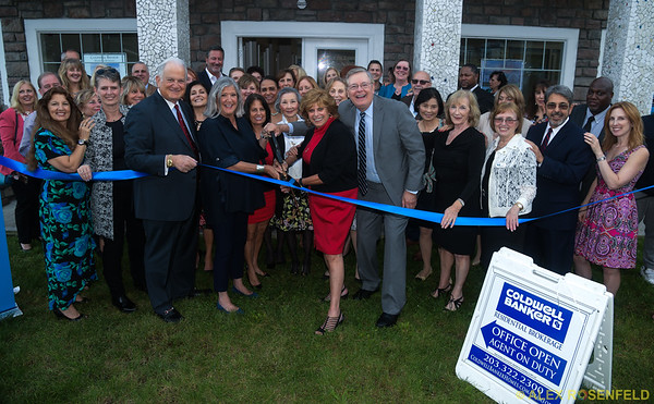 2018 Coldwell Banker Ribbon Cutting