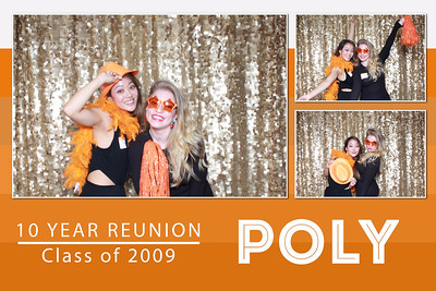 Poly 10 year Reunion Class of 2009