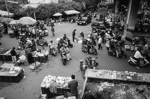 建國市場 | Jian guo market