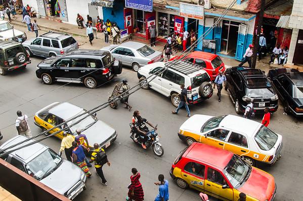 Sierra Leone - The city streets(Daytime)