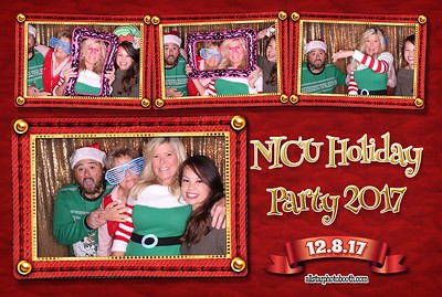 NICU Holiday Party