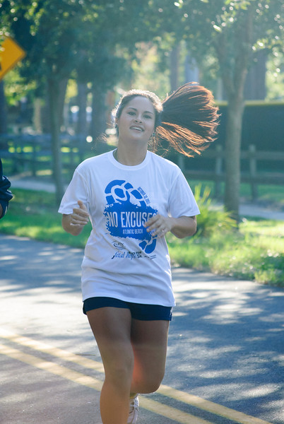 2011 Race For Fetal Hope 5K in Atlantic Beach, Florida.   Photo: Lori Lee