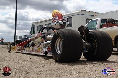 Oahe Speedway ~ On Track ~ 08-14-05