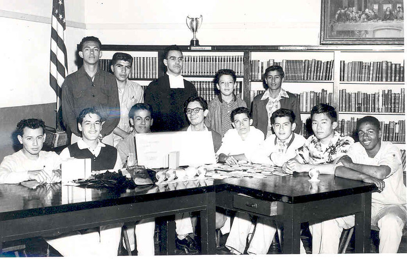 1954, Mission Society