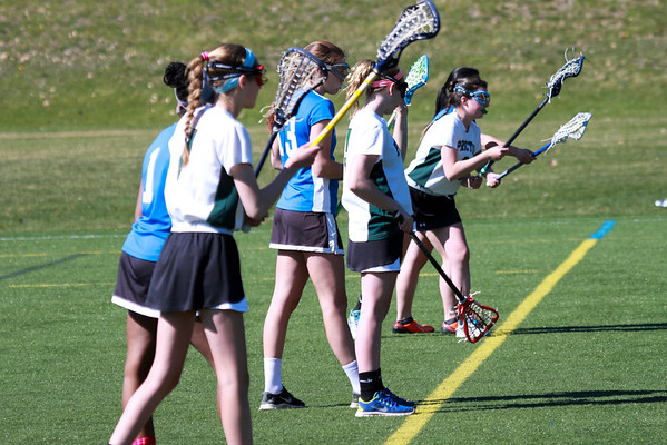 Girls' JV Lacrosse vs Proctor | April 20th