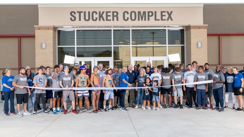 Blue Zone Stucker Complex Grand Opening