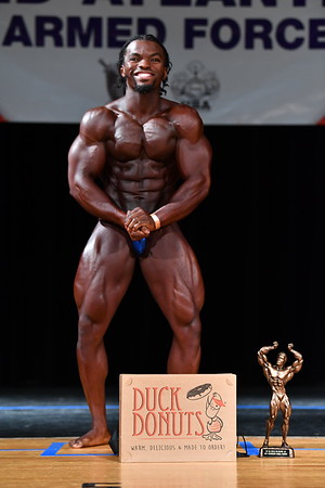 2018 NPC Max Muscle Mid Atlantic